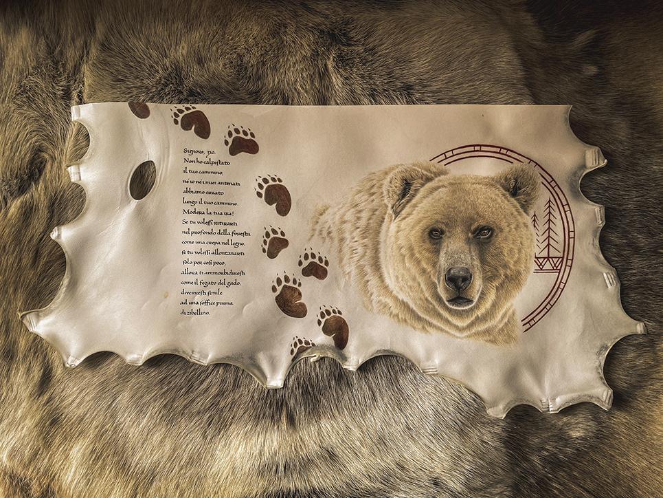 Pergamena: Invocazione all'Orso